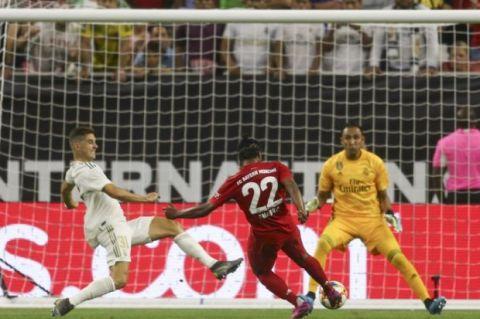 拜仁3-1击败皇家马德里 俱乐部公布新签约