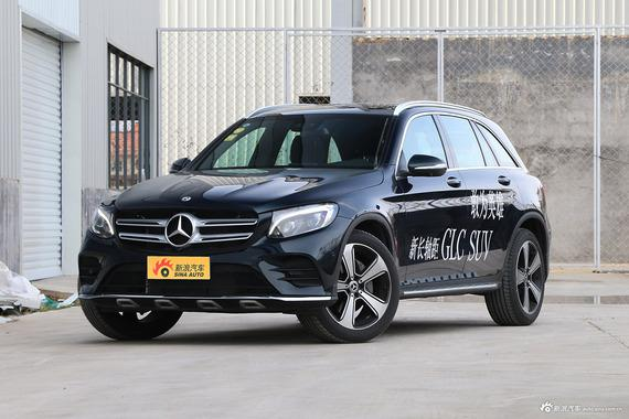 C位出道,走心推荐,奔驰GLC级全国新车35.15万起