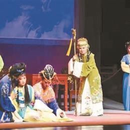 越剧《红楼梦》登台长安大戏院
