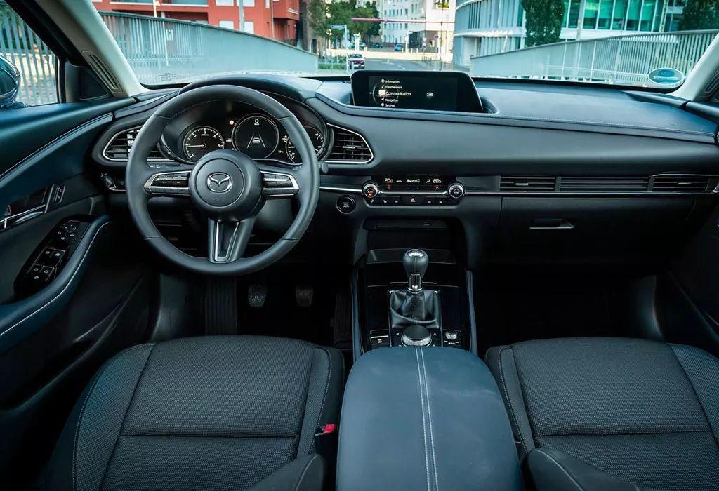 如果马自达CX-30国产,猜猜它会花落谁家?
