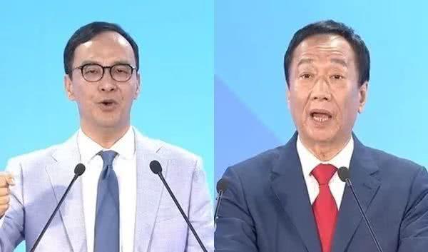 朱立伦:郭台铭若脱党参选 国民党现在就可打包