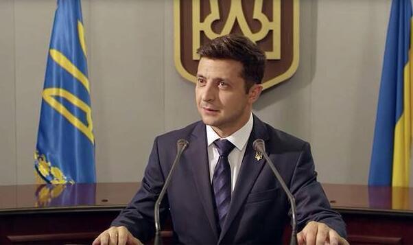 乌克兰新总统泽林斯基
