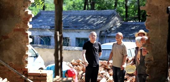 25天拆除违建8000余平房山区河北镇辛庄村书记有绝招