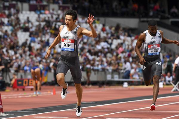 谢震业200米19秒88什么概念?里约奥运仅次于博尔特