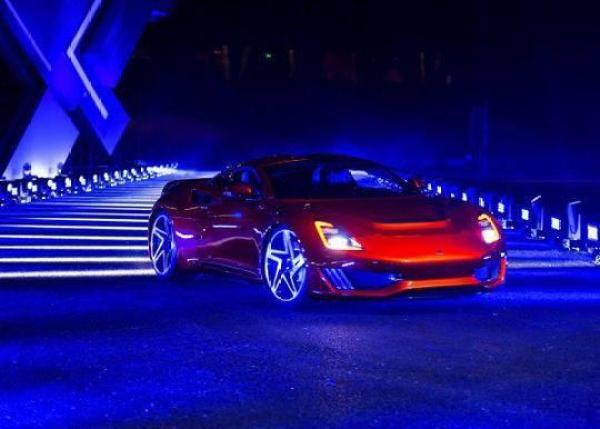 造人人都能拥有的超跑,赛麟汽车携超跑矩阵进驻中国市场