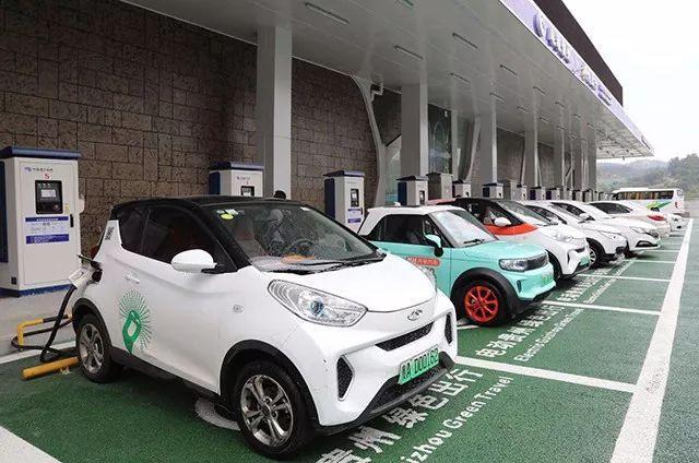 新能源大趋势下,合资品牌与中国品牌,谁更具有主导性?