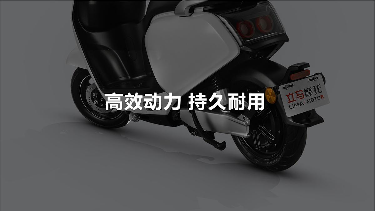4大独门绝技,立马电动车2019年首款高能双灯电摩面世!