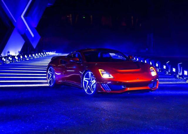 集齐超跑、SUV、电动小跑车,超跑品牌赛麟在华发布