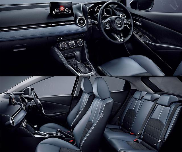 不科学的技术含量,小改款Mazda2日本发表,飞度:幸好你没导入