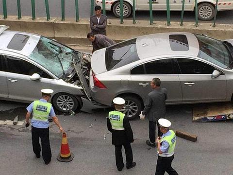 中国车祸占世界总数16%,汽车总量却只占3%,什么原因?