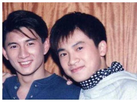 45岁苏有朋遇见48岁吴奇隆,还是自然老去的脸看着舒服