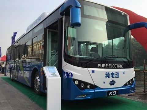 专供日本的国产车!比亚迪造最强颜值中巴车,120万卖给日本