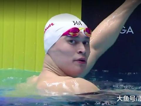 世锦赛游泳第二日!中国创两纪录孙杨第二进决赛 叶诗文摘银回归