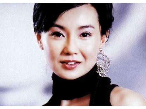 从花瓶到女神,她是香港电影黄金时代的符号,一个时代的印记