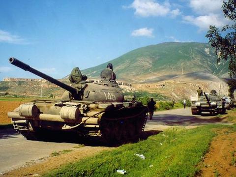 阿尔巴尼亚武装力量