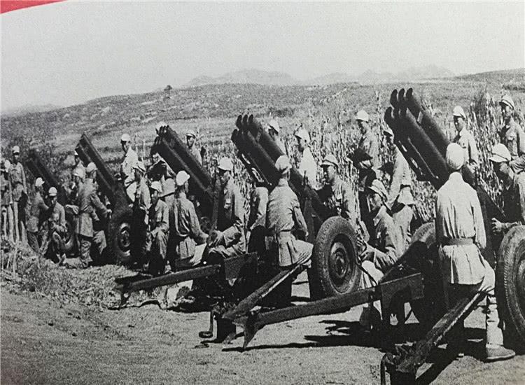 解放战争中,我军最能打的五大王牌纵队,看看他们都有哪些战绩