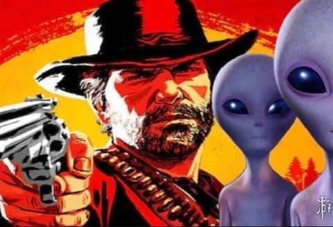 《荒野大镖客2》或有剧情dlc 外星人和牛仔更配哦!