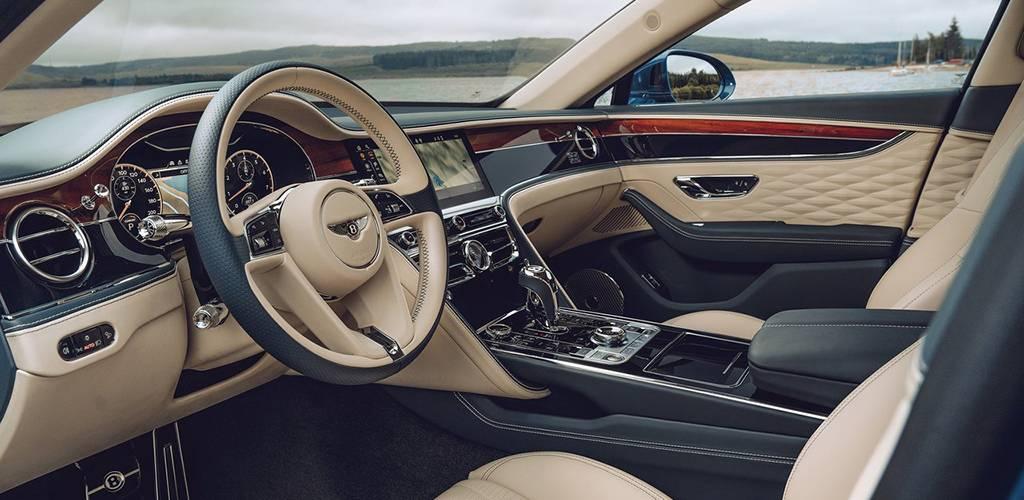 宾利飞驰First Edition限量版官图曝光,极致奢华的12缸机器