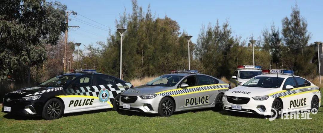 不止宝马M5还有思域Type R!澳大利亚高性能警车集锦