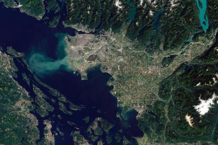补上拼图 卫星遥感技术在环境监测中发挥重要作用