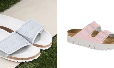 穿着平底凉拖奔放的季节!棉花糖勃肯鞋、Oruga增高鞋必Get