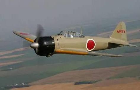 """二战最经典的四架飞机:图一神风队专用,号称""""歼击机之王"""""""