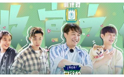 《向往的生活》大家庭抱狗狗拍合照,张子枫的动作亮了