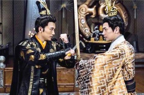 李世民、李承乾、李泰、李治,四个男人上演唐朝一出大戏