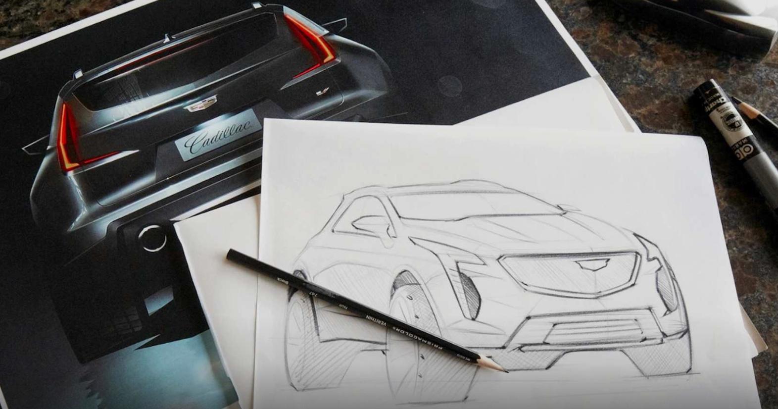 搭载2.7T发动机/超300马力 凯迪拉克推出高性能车型XT4-V