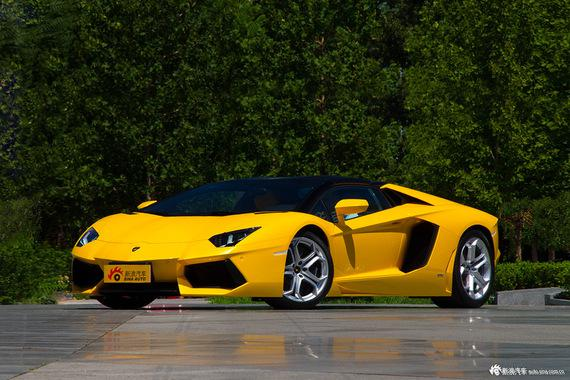 Lamborghini Tiffany Aventador S