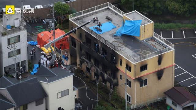 京都动画火灾为什么74人仅7人安全?东京理科大学