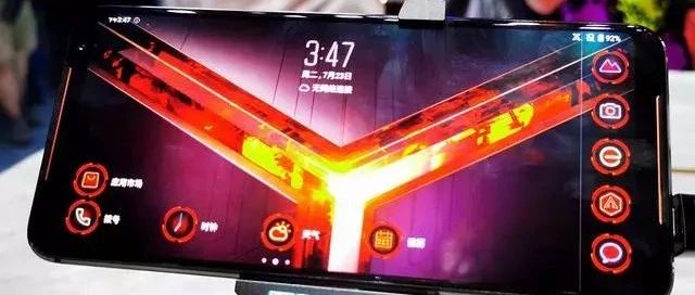 华硕发布ROG游戏手机2,和腾讯游戏首创定制版,价格十分犀利