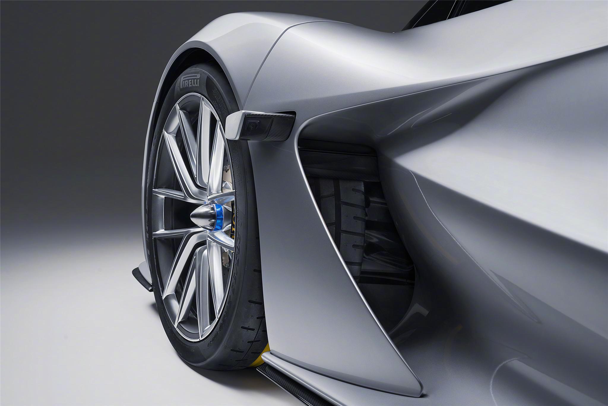 Lotus这个追求极致的疯子,打造出2000马力电动超级跑车Evija