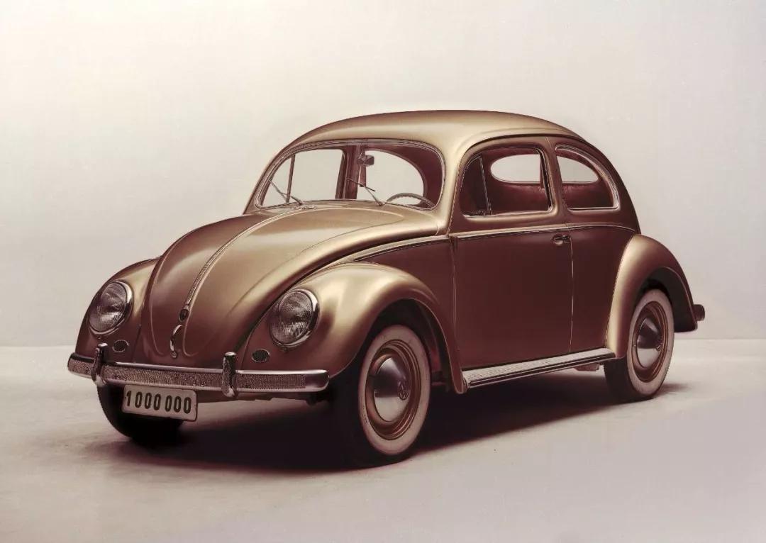再也不会相见,一代经典车型大众甲壳虫正式宣告停产