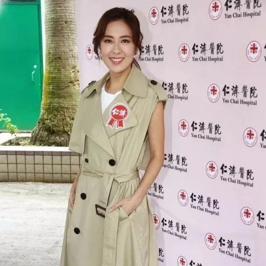 与马国明没机会!TVB视后呼吁网民别入戏太深:是我不适合他