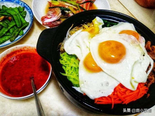 石锅拌饭味道不正宗,原来雪碧是关键,甜辣开胃,芡汁比饭店还香