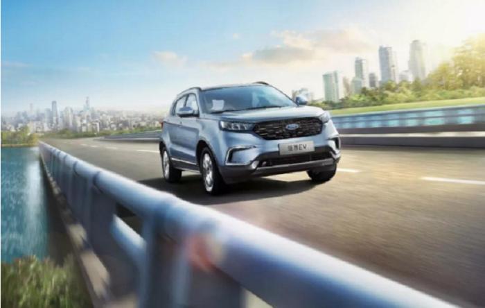 福特领界EV预计年内上市,补贴后预售18.28万起