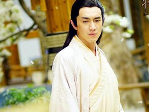 演古装戏最帅的男神排行榜,杨洋第二,鹿晗第四,第一名太帅了