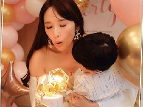40岁吴佩慈确认怀了第4胎!好友贾永婕证实消息属实