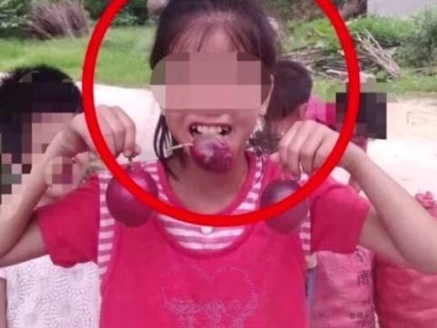 10岁幼女卖水果,遭同村男拖入山头强行侵犯死亡,头都肿了
