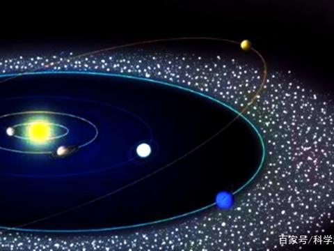 """我们真的被圈养了?科学家发现太阳系正被会发光的""""墙""""所包围"""