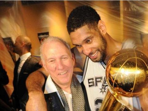 NBA-邓肯宣布重回马刺任助教 这下吃喝都正大光明