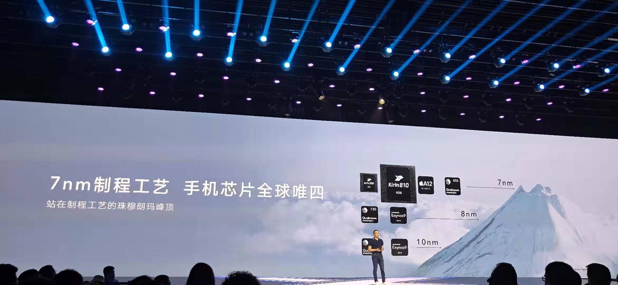荣耀总裁赵明:华为对芯片使用持开放态度_网赚新闻网