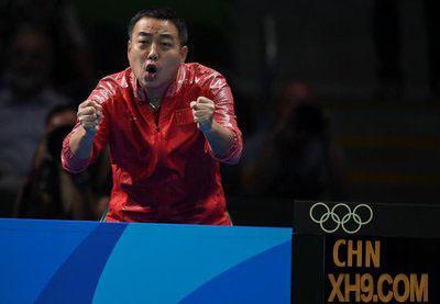 克隆东京奥运会,国乒全锦体育竞赛刘国梁点子真多