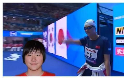 叶诗文获得混合泳银牌!赛后采访:没想到能进前三,成绩可以更好