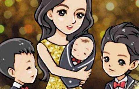 第三胎儿子被指是人工代孕,张柏芝亲自辟谣:我自己生的孩子!