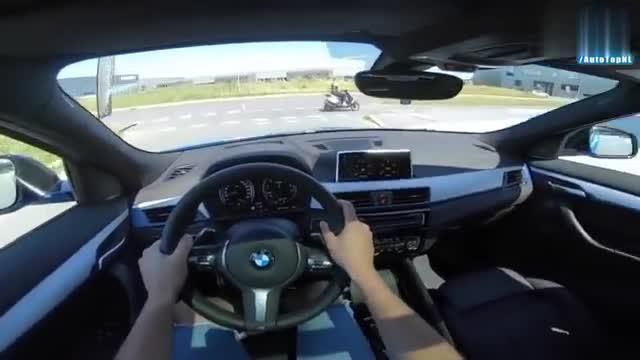 视频:汽车视频:全新宝马 X2 M35i xDrive 。