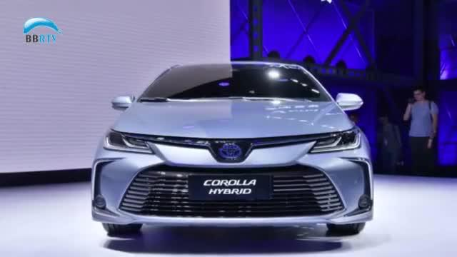 视频:一汽丰田新一代卡罗拉8月8号即将上市
