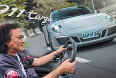 视频:涡轮化也不走味!畅快享受 Porsche 911 Targa 4 GTS
