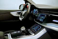 视频:汽车视频:2020款 奥迪 Q7 内饰 。
